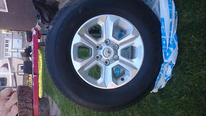 2015 4runner stock tires and rims