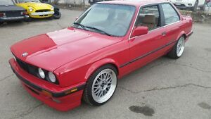 1989 BMW E30 325is Coupe