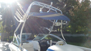 Zero Flex Wakeboard Tower & Rack