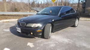 2005 BMW 325CI All Stock! Mechanically Sound! $3000 OBO
