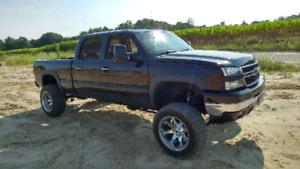 Chevy silverado 2500 duramax