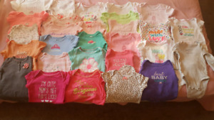 Baby girl summer clothes size 6-12 months