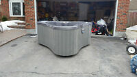 Hot Tub Spa Moving Delivery Disposal Storage Repair