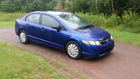 2007 Honda Civic Sedan-BRAND NEW MVI