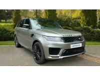 2019 Land Rover Range Rover Sport 3.0 V6 S/C HSE Dynamic 5dr Automatic Petrol 4x