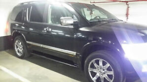 2010 Infinti QX56 141,900 Black SUV