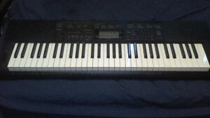 MUST GO! Casio 61 Key Keyboard. Played Once Peterborough Peterborough Area image 1