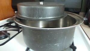 MIRICLE MAID LIFETIME COOKWARE by WESTBEND