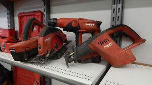 Hilti tools for sale at the 689r new and used tool store