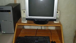 Lenovo PC - monitor, mouse, and keyboard Kingston Kingston Area image 2