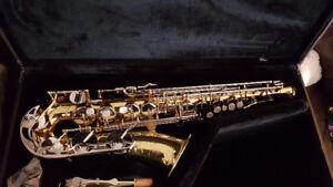 Yamaha Alto Saxophone -- Reduced