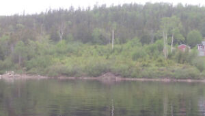Waterfront Cabin Building Lot Big Bonne Bay Pond