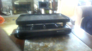 Swissmar Raclette party grill brand new