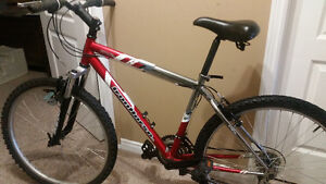 21 sp IronHorse mountain bike,outlaw,mint