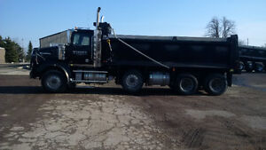 DUMP TRUCK - 2012 WESTERN STAR 4900 SB Cambridge Kitchener Area image 1