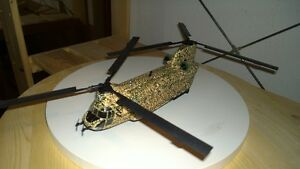 RAF Boeing Chinook HC.Mk 1 Aircraft Diecast Model 1/72 scale
