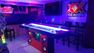 Planet Gaming Custom Made Beer Pong starting at 180.00