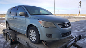 2010 routan parting out