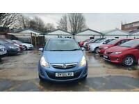 2013 Vauxhall Corsa 1.4 i 16v SE 5dr (a/c) Hatchback Petrol Automatic