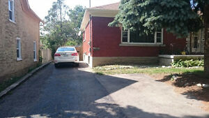 All-inclusive Dwnt Kitchener Duplex 2+Bdr Apt for Rent - July