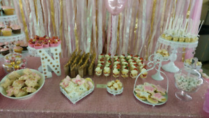 Desert cake cupcake stands for Rent
