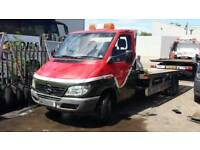 Mercedes-Benz Sprinter RECOVERY 2.7TD ( 5990kg ) 616CDi LWB , FOR SALE