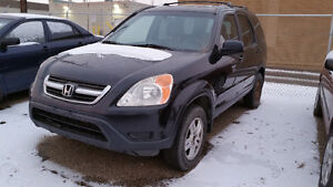 2004 Honda CRV AWD......Well Maintained..