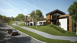Terrains à vendre (Lac-Beauport)