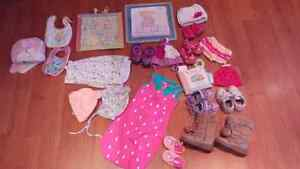 Various items for girl