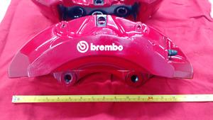 Brembo brake calipers