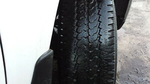 pneus Firestone Transforce LT245/70R17