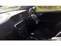 2017 Volvo V40 T2 (122) R Design with Winter Manual Petrol Hatchback