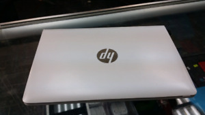 12 inch HP laptop with touch screen