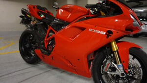 Ducati 1098 (only 14,000 kms)
