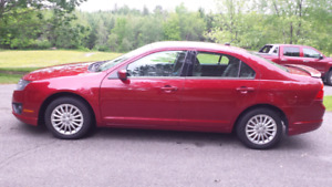 FORD FUSION SE 2010, (4 cylindres  2.5 litres) $2700.00