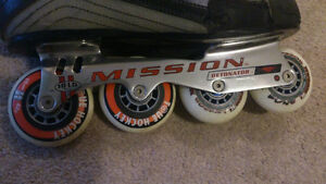 Roller Blades - Mission RM - $80 Prince George British Columbia image 2
