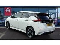 2021 Nissan Leaf 110kW Tekna 40kWh 5dr Auto Electric Hatchback Hatchback Electri