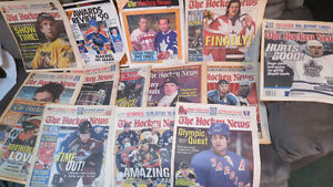 The Hockey News Magazines(14-1990-2002)