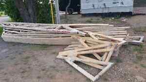 Engineered trusses