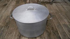 Vintage Super health big cooking Pot