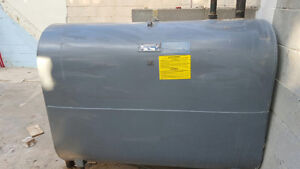 FS: oil tank for your furnace in excellent condition