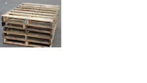 WANTED FREE WOODEN PALLET(S)