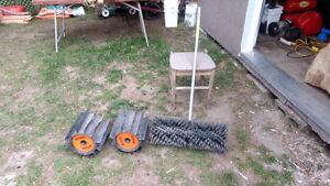 kit de brosses pour outils Stihl