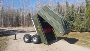 Trailer that turns into a Boat!!!