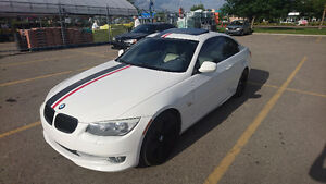 2011 BMW 3-Series 328i Xdrive Coupe (6 cylinder)