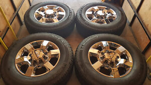 "!!DENALI 18"" FACTORY ALLOY WHEELS/TIRES $1400.00!!"