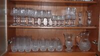 "Crystal Darques Stemware ""Longchamp"""