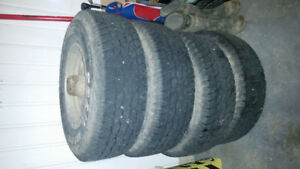 New price tire and rims