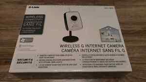 Dlink wireless g Internet camera