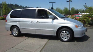 HONDA ODYSSEY 2003 EN VENTE, GREAT FAMILY VAN